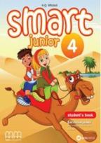 Smart Junior 4 - engleski jezik, udžbenik za 4. razred osnovne škole