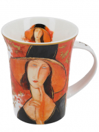 Šolja - Modigliani, Woman in a hat