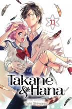 Takane & Hana, Vol. 11