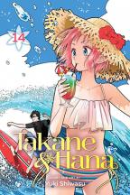 Takane & Hana, Vol. 14
