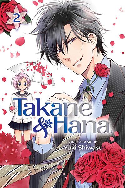 Takane & Hana, Vol. 2