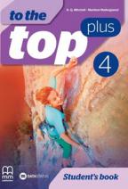 TO THE TOP PLUS 4 - engleski jezik, udžbenik za 8. razred osnovne škole