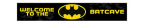 Zidna dekoracija - DC, Batman, Welcome to the Batcave