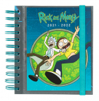 Agenda - Dikto, Rick & Morty, Day To Page