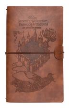 Agenda - HP, Marauders Map Travel