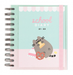 Agenda 2021/22 - Pusheen, Foodie, Day To Page