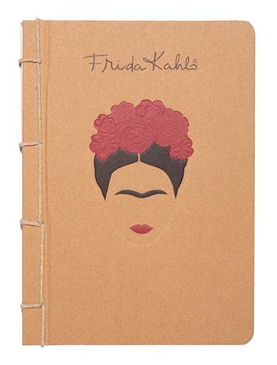 Agenda A5 - Frida Kahlo, Eco