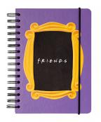 Agenda A5 - Friends, Frame, Bullet Hard
