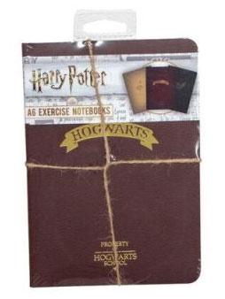 Agenda A6 Set 3 A6 - HP, Hogwarts Shrink Wrap