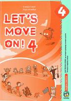 Engleski jezik 4, Let's move on! 4, radna sveska za četvrti razred osnovne škole, četvrta godina učenja