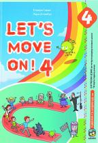 Engleski jezik 4, Let's move on! 4, udžbenik + CD za četvrti razred osnovne škole, četvrta godina učenja