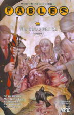 Fables, Vol. 10: The Good Prince
