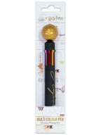 Hemijska olovka - HP, Snitch Hogwarts Crest, multicolor 8