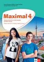 Maximal 4 - radna sveska + CD