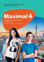 Maximal 4 - udžbenik + CD