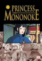 Princess Mononoke Film Comics, Vol. 4
