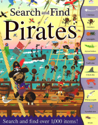 Search and Find Pirates