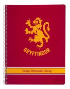 Sveska A4 - HP, Griffindor, Spirala Dikto, 80 l