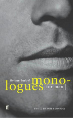 The Faber Book of Monologues: Men