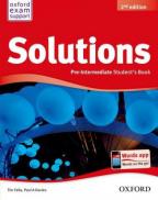 Engleski jezik 2, Solutions Pre-Intermediate SB PK, udžbenik za drugi razred srednje škole