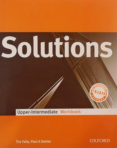 Engleski jezik 2, Solutions Upper-Intermediate SB PK, radna sveska za drugi razred srednje škole