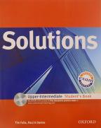 Engleski jezik 2, Solutions Upper-Intermediate SB PK, udžbenik za drugi razred srednje škole