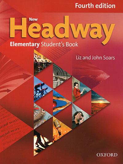 Engleski jezik 4, New Headway, Elementary, Student's Book, udžbenik za četvrti razred srednje škole