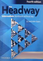 Engleski jezik 4, New Headway, Intermediate WB, radna sveska za četvrti razred srednje škole