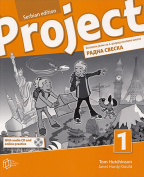 Engleski jezik 4, Project 1, Serbian edition Radna sveska (CD i kod za Online Practice) za četvrti razred osnovne škole