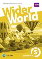 Engleski jezik 4, Wider World Starter, radna sveska za četvrti razred osnovne škole