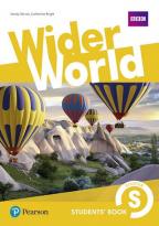 Engleski jezik 4, Wider World Starter, udžbenik za četvrti razred osnovne škole
