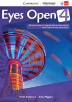 Engleski jezik 8, Eyes Open 4, radna sveska + CD za osmi razred osnovne škole