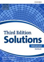 Engleski jezik, Solutions 3rd edition Advanced, radna sveska za četvrti razred srednje škole