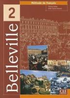 Francuski jezik 2, Belleville 2, Methode de franc, udžbenik za drugi razred srednje škole