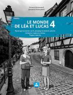 Francuski jezik 8, Le Monde de Lea et Lucas 4, radna sveska za osmi razred osnovne škole, četvrta godina učenja