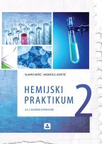 Hemija 2, hemijski praktikum za drugi razred gimnazije