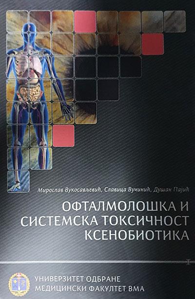 Oftalmološka i sistemska toksičnost ksenobiotika