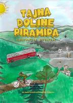 Tajna doline piramida: ilustracija situacije - za male istraživače i velike tragače