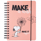 Agenda A5 - Snoopy