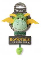 Bukmarker - Book-Tails, Dragon