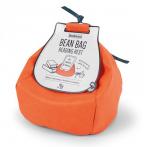 Držač za knjigu - Bookaroo, Bean Bag Orange
