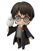 Figura - Nendoroid, HP, Harry Potter, exclusive red base