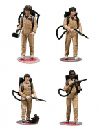 Figure set 4 - ST, Ghostbuster, deluxe