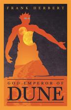 God Emperor Of Dune - The Fourth Dune Novel