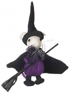 HW - Figura, Mouse in Hat & Cape