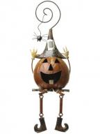 HW - Figura, Pumpkin With Spider