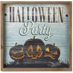 HW - Zidna dekoracija, Halloween Sign