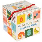 Kocke za slaganje - Wild Wonders