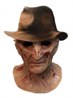 Maska - NOES 4, Freddy With Hat, deluxe