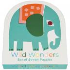 Puzle - set 7, Wild Wonders